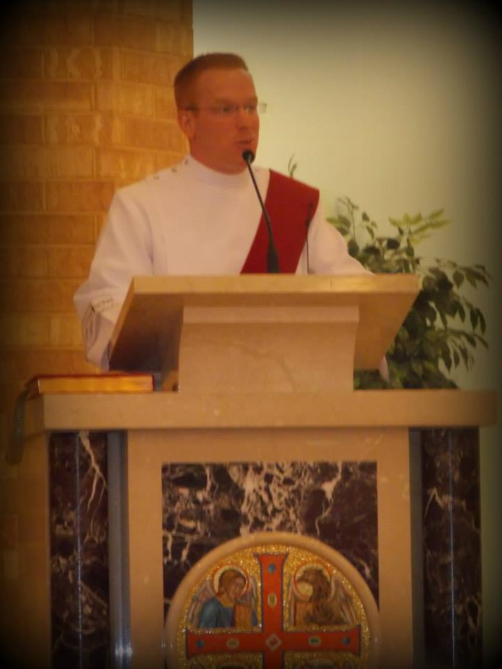 Mark Searles of the Diocese of Allentown.